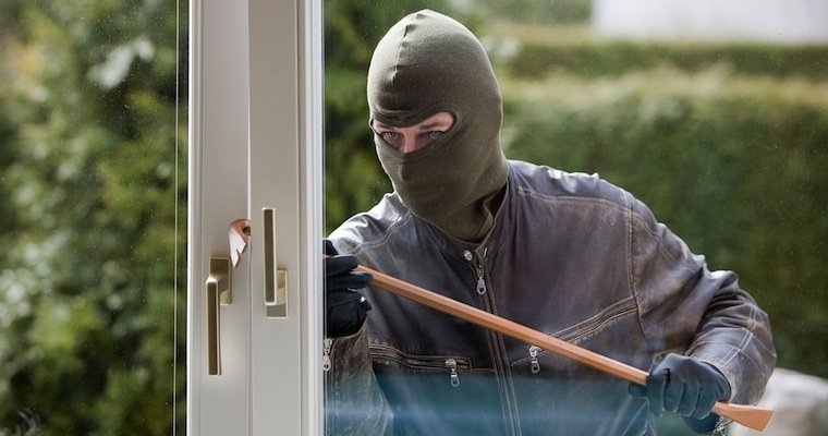 Secure your home from break-ins